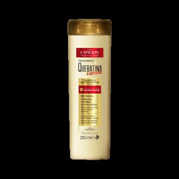 Shampoo Tratamento Queratina Líquida 250ml