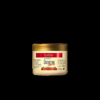 Máscara Reconstrutora Tratamento Queratina Líquida 350g