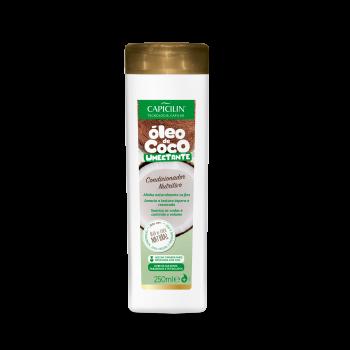 Condicionador Óleo de Coco 250ml
