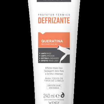 Defrizante Queratina 240ml