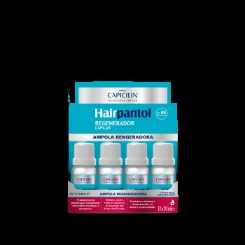 Cartonagem Display Ampola 20ml Hairpantol