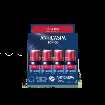 Cartonagem Display Tônico Anticaspa 12x20ml