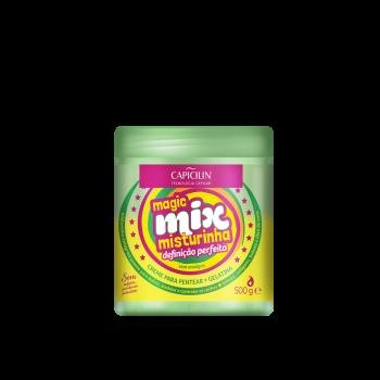 Creme para Pentear + Gelatina Magic Mix Definição Perfeita 500g