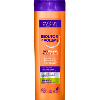 Shampoo Redutor de Volume 250ml