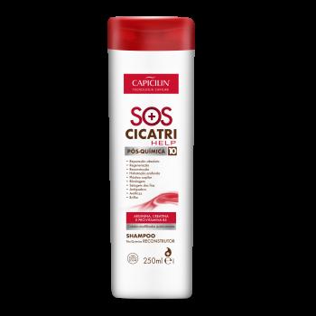 Shampoo SOS Cicatri Help 250ml